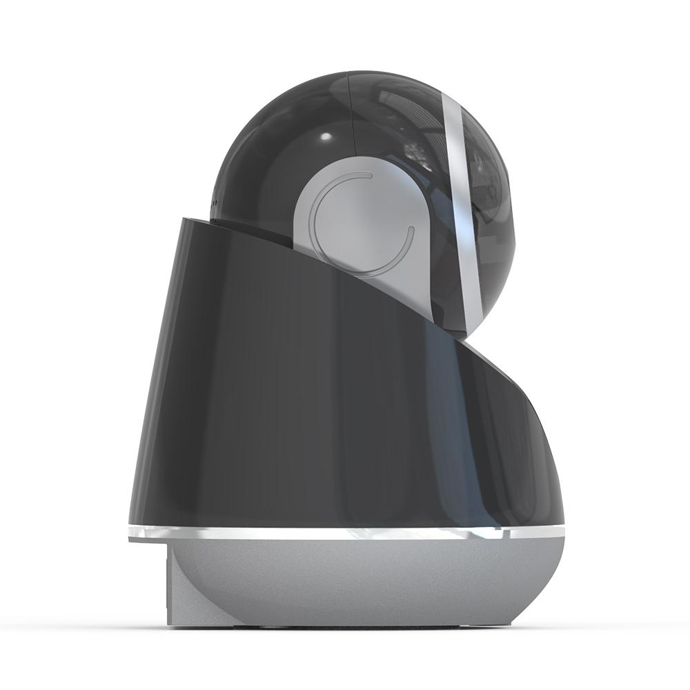 Camera An Ninh Wifi - Carecam Trong Nhà 19Y300 - Xoay Theo Chuyển Động - Báo Động Cực Nhạy - Hàng Nhập Khẩu