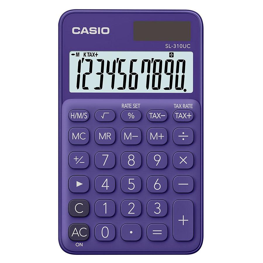 Máy Tính Để Bàn Casio Sắc Màu SL-310UC - 5791579195314,62_1566987,157000,tiki.vn,May-Tinh-De-Ban-Casio-Sac-Mau-SL-310UC-62_1566987,Máy Tính Để Bàn Casio Sắc Màu SL-310UC