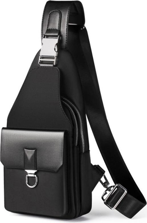 Túi đeo chéo nam RE0272 - Đen