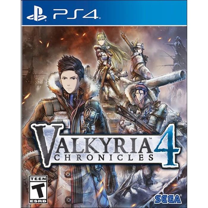 Đĩa Game Valkyria Chronicles 4 Cho Playstation 4 - Hàng nhập khẩu