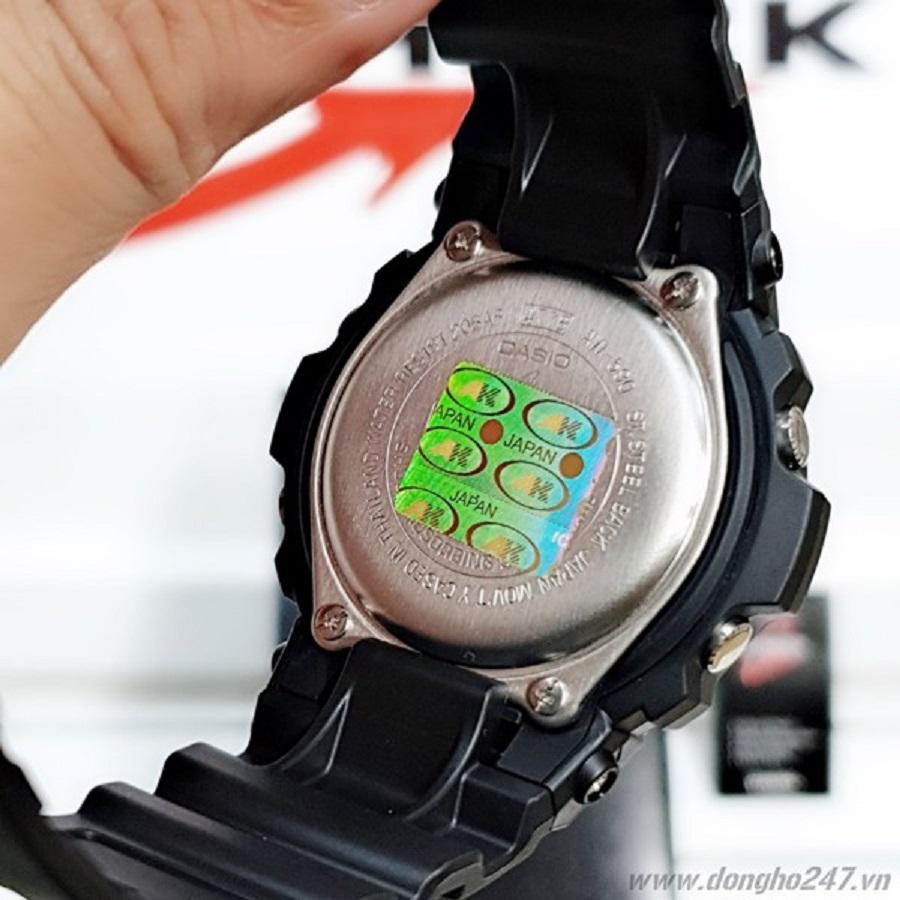 Đồng Hồ Casio Nam dây nhựa G-Shock AW-590-1ADR
