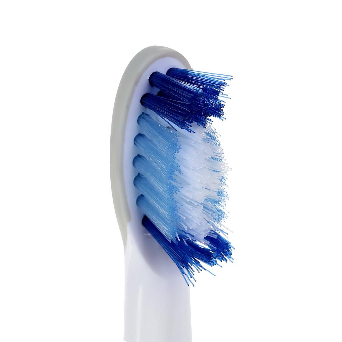 Bộ 4 Đầu Bàn Chải Đánh Răng điện SR32-4, S32-4 cho các dòng máy PulSonic Oral-B Braun
