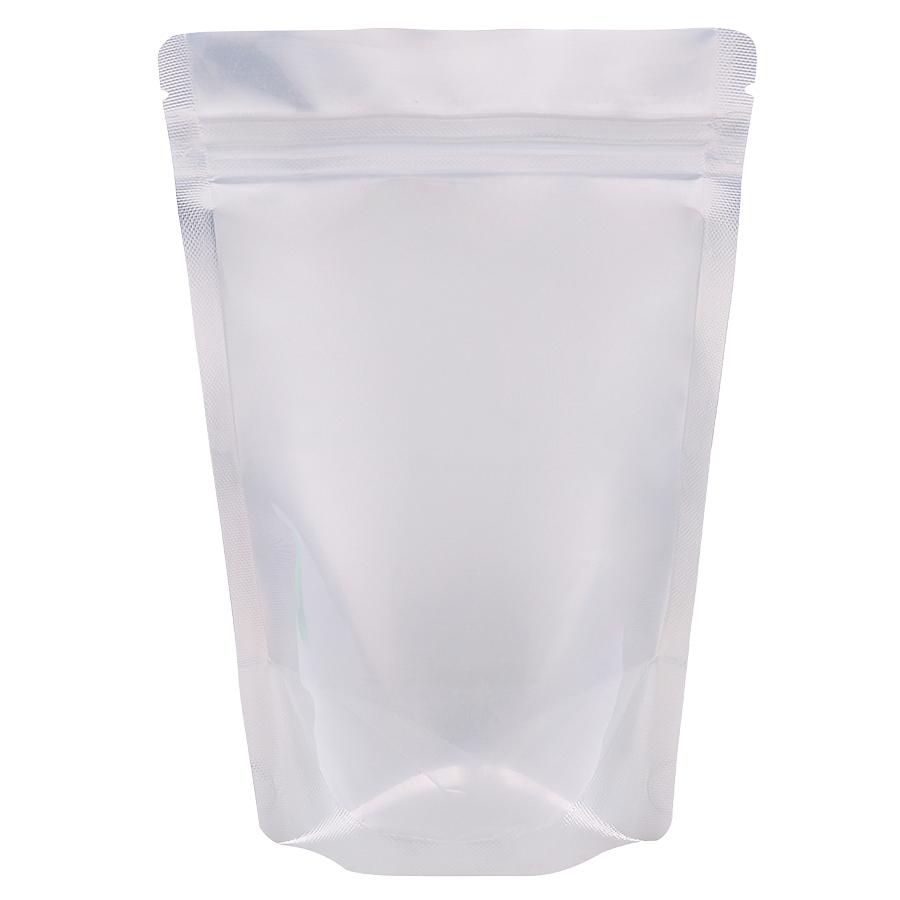 1 Kg túi zip mặt trong mặt bạc đáy đứng 15x22cm