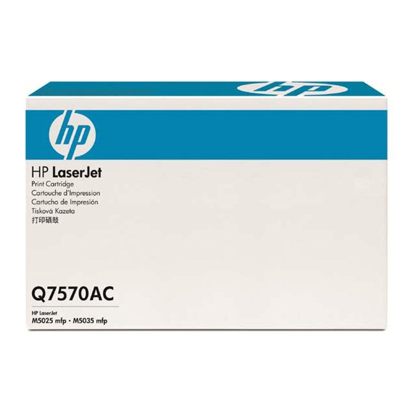 Mực In HP Q7570AC (HP 70AC) Cho Máy In HP 5025, HP 5035 - Hàng Chính Hãng