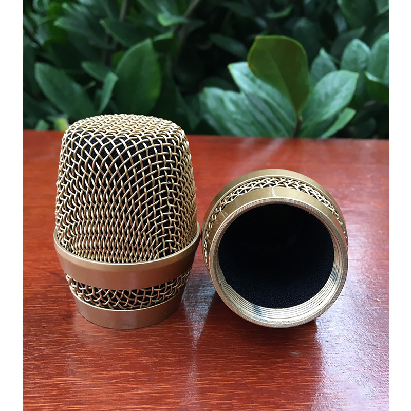 Lưới Microphone UGX-9 II Màu Đồng (1 cặp )
