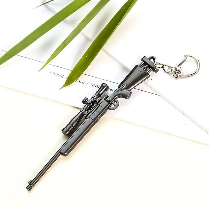 Móc khóa mô hình trong Game PUBG Mẫu MK-S-M24