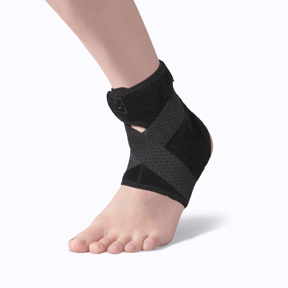 Đai Bảo Vệ Cổ Chân Phiten Supporter Ankle Hard Type ( Loại Cứng )