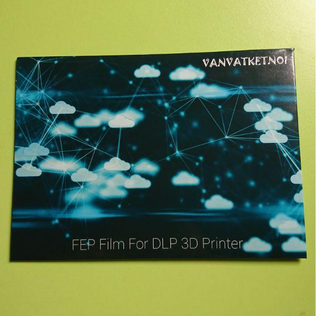 VANVATKETNOI FEP FILM sử dụng cho máy in 3D DLP (140x200)
