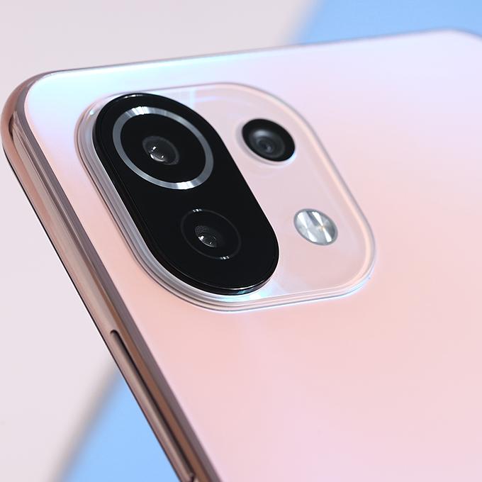 Điện Thoại Xiaomi Mi 11 Lite 4G - Hàng Chính Hãng