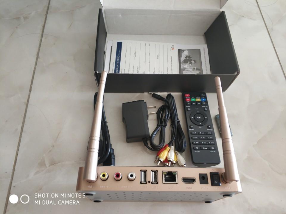 TvBox Q9s Smart tvbox biến tv thường thành smart tv thế hệ mới 4k 2019