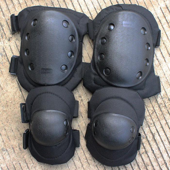 Bộ giáp bảo hộ đi phượt bảo vệ đầu gối khuỷu tay