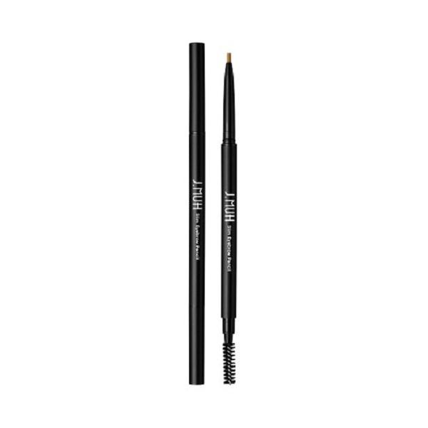 Chì Kẻ Chân Mày Hai Đầu J.MUH Slim Eyebrow Pencil 0.1g