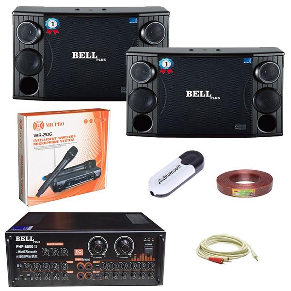 Dàn nhạc karaoke PA - 2000XS BellPlus (hàng chính hãng)