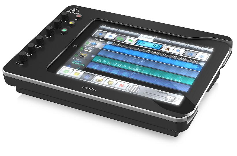 Soundcard Behringer iSTUDIO iS202 -Kết Nối iP.a.d bằng MIDI - Sản phẩm không bao gồm i.pad-Hàng Chính Hãng