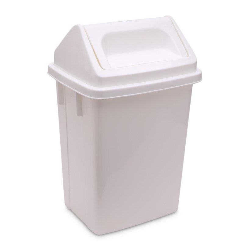 Thùng rác nắp lật 9L - nhập khẩu Thái Lan