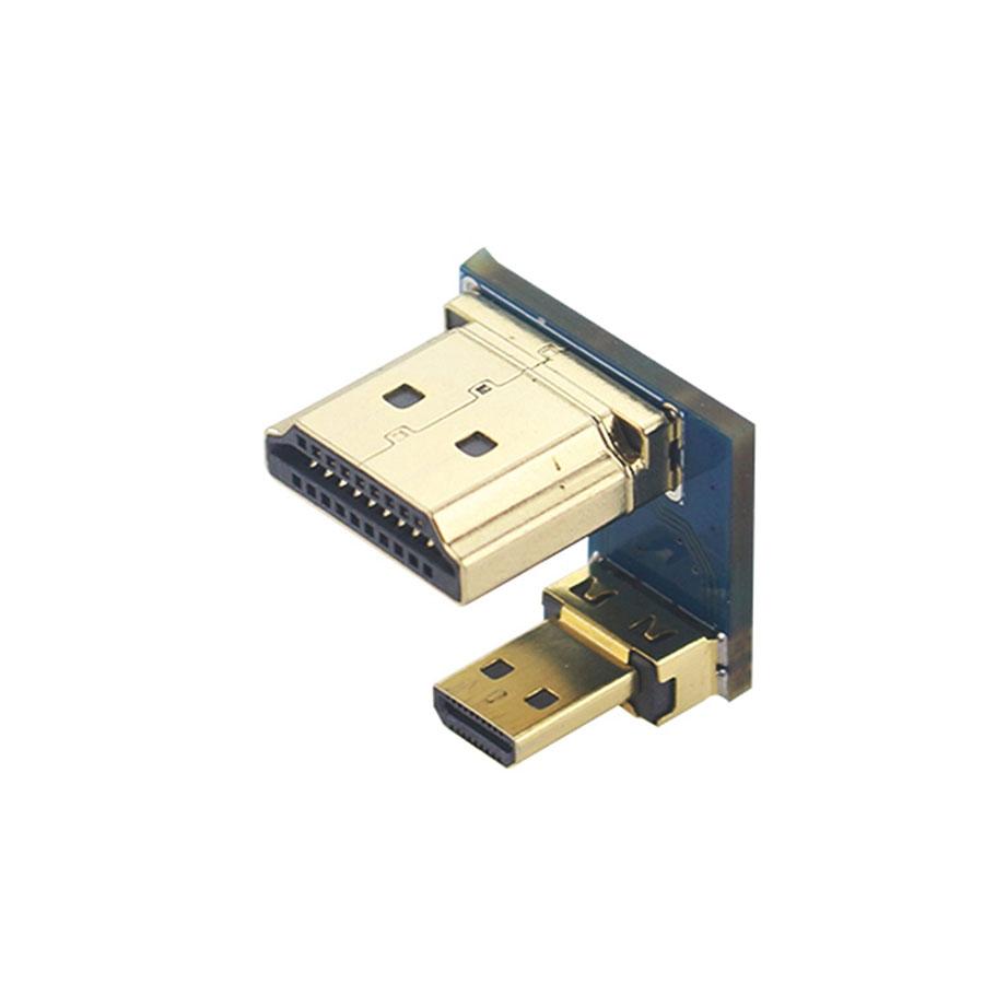 Đầu Nối HDMI Dùng Cho Máy Tính Raspberry Pi 4B