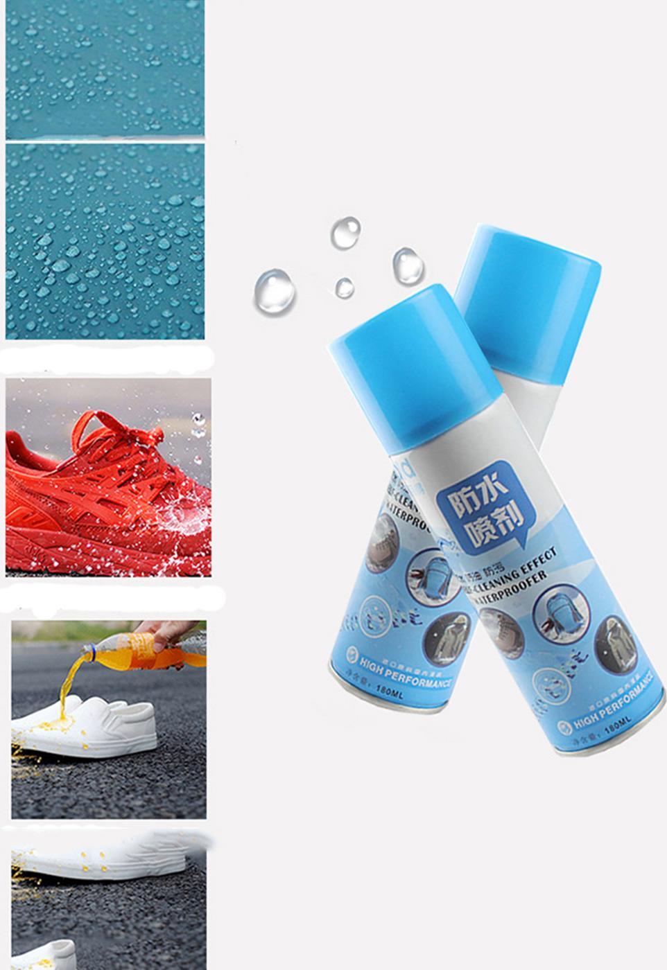 Chai Xịt Nano Đa Năng Chống Nước Bụi Bẩn BLD Cho Giày Dép ,  Vải - PK036