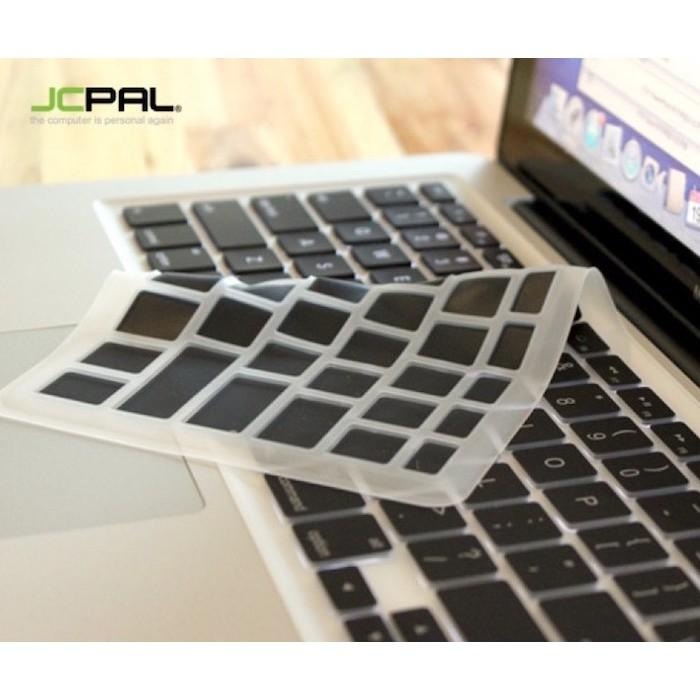 Phủ phím JCPAL Verskin U.S for New Macbook Pro 12/13/15 - Black