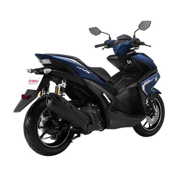 Xe Máy Yamaha NVX 155 ABS Xanh Nhám