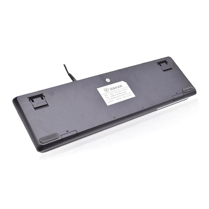 Bàn Phím Cơ Có Dây Blue Switch Sunrose T600S - Hàng Chính Hãng