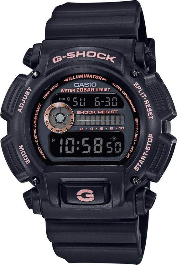 Đồng Hồ Nam Dây Nhựa Casio G-Shock DW-9052GBX-1A4DR
