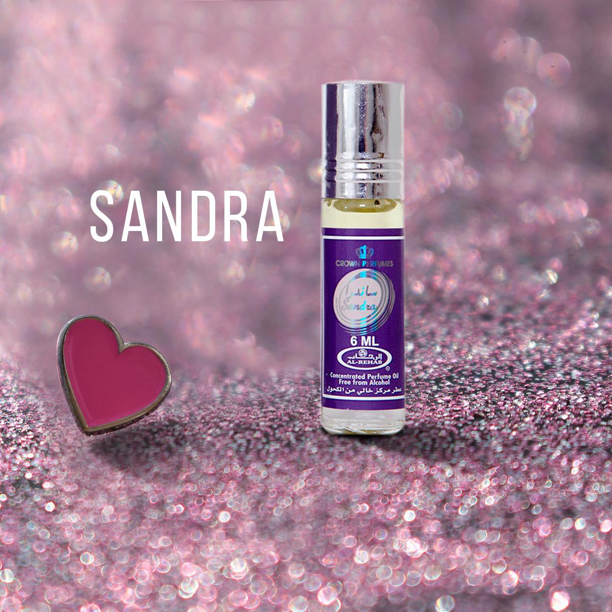Tinh dầu nước hoa NỮ_ SANDRA Al-Rehab (hàng chính hãng )