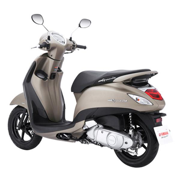 Xe Máy Yamaha Grande Smartkey Hybrid ABS 2019 - Titan