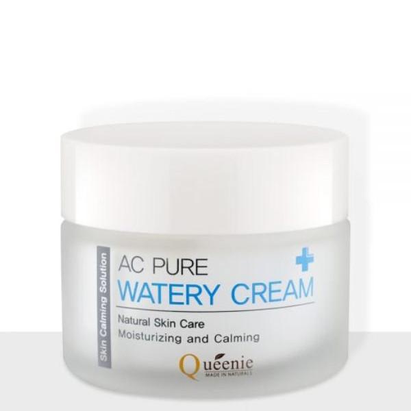 Kem dưỡng bổ sung nước cấp tốc cho da, phục hồi da nhạy cảm và da mụn Queenie