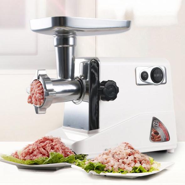Máy xay thịt làm xúc xích lạp sườn bate siêu mạnh 1000W - Hàng nhập khẩu