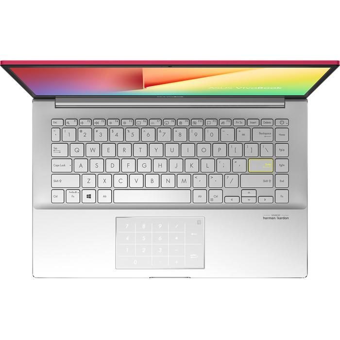 Laptop Asus VivoBook S14 S433EA-EB101T (Core i5-1135G7/ 8GB DDR4 3200MHz/ 512GB SSD M.2 PCIE G3X2/ 14 FHD IPS/ Win10) - Hàng Chính Hãng
