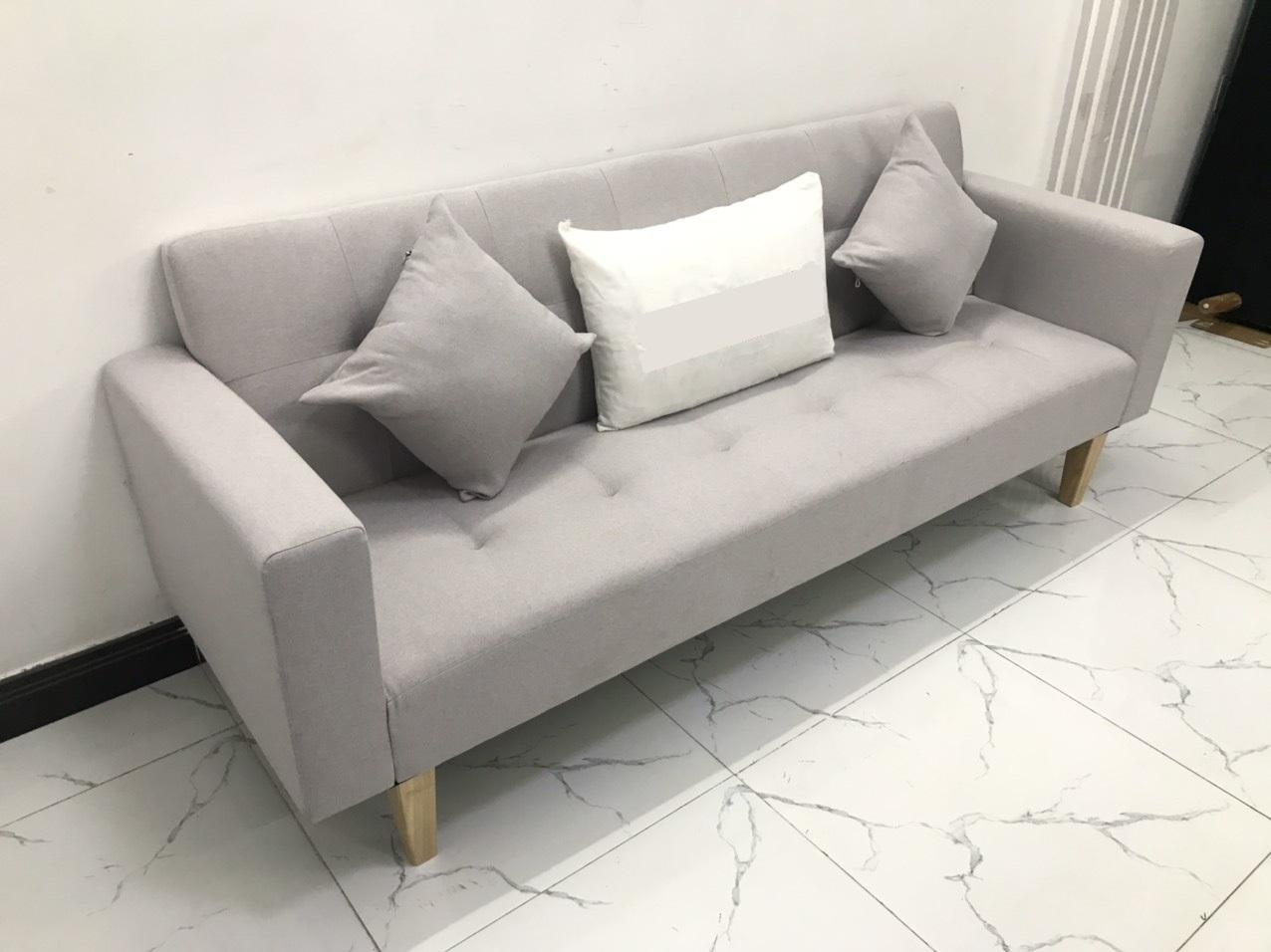 Ghế dài 2mx90 sofa bed tay vịn phòng khách salon linco13