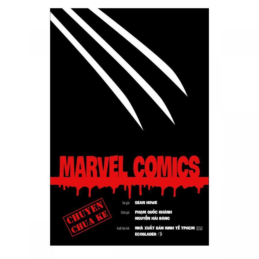 Marvel Comics: Chuyện chưa kể (2018)