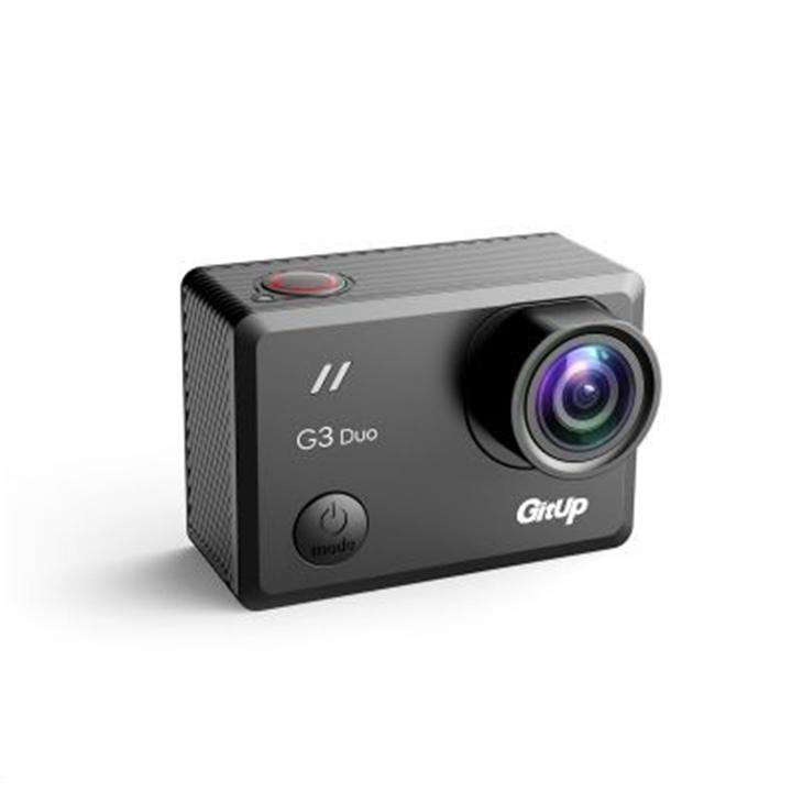 Camera hành trình Gitup G3 Duo Pro Packing (bản 90 độ) - Hàng chính hãng