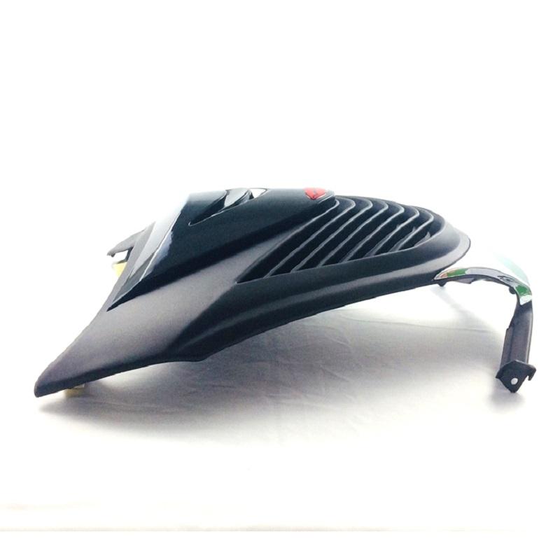 Mặt nạ dành cho xe Vision kiểu SH Ý (đen bóng)