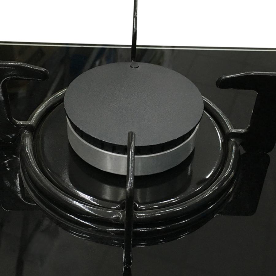 Bếp Gas Âm Rinnai RVB-6SDQ(B) - Đen - Hàng Chính Hãng