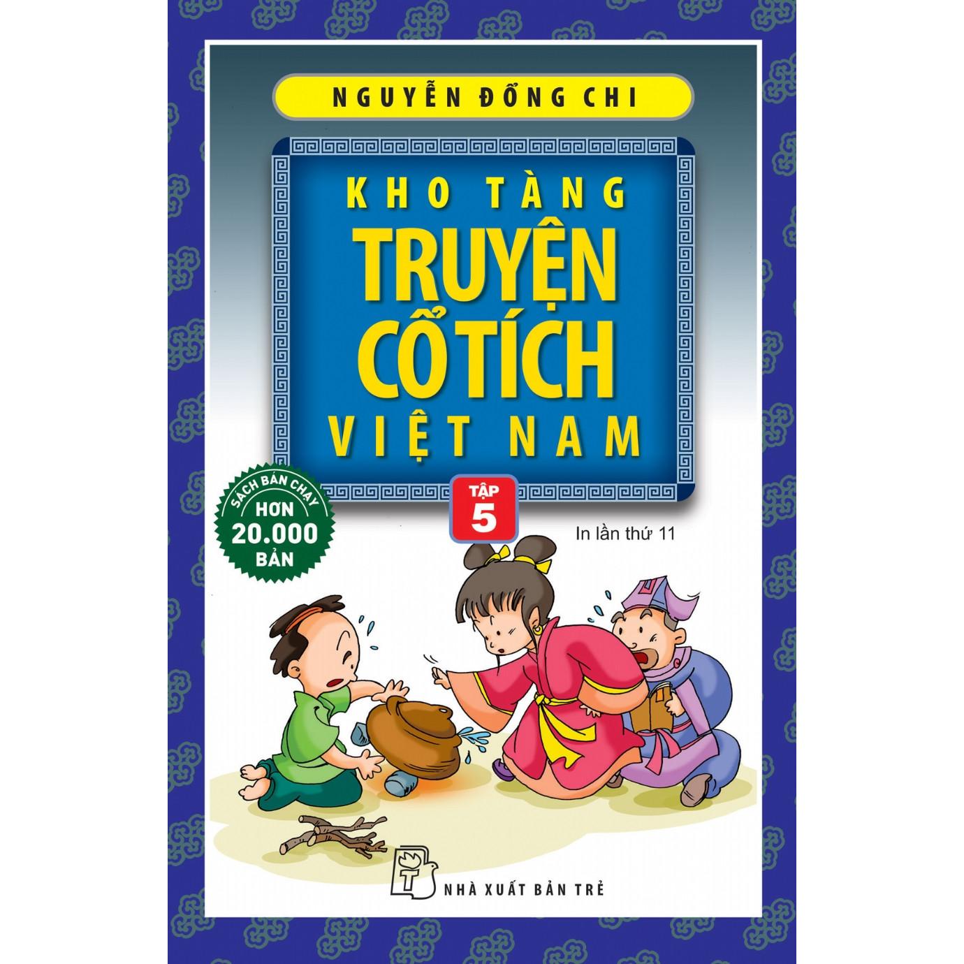 Kho Tàng Truyện Cổ Tích Việt Nam Tập 5