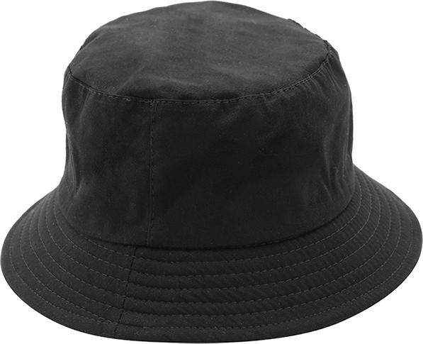 Mũ Tai Bèo Bucket Trơn - Đen