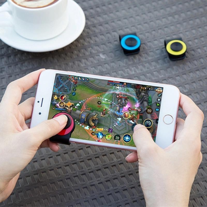 Nút chơi game A9 cho smartphone Liên Quân ( giao màu ngẫu nhiên)