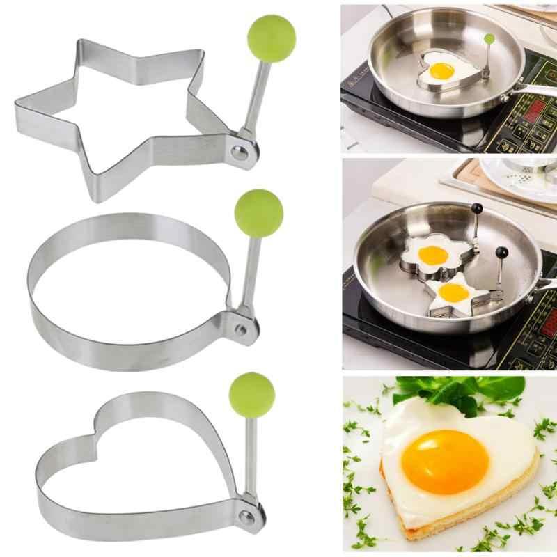 Bộ 4 Khuôn Chiên Trứng Làm Bánh Tạo Hình Ngộ Nghĩnh Kích Thích Trí Tò Mò Của Bé Yêu Biếng Ăn