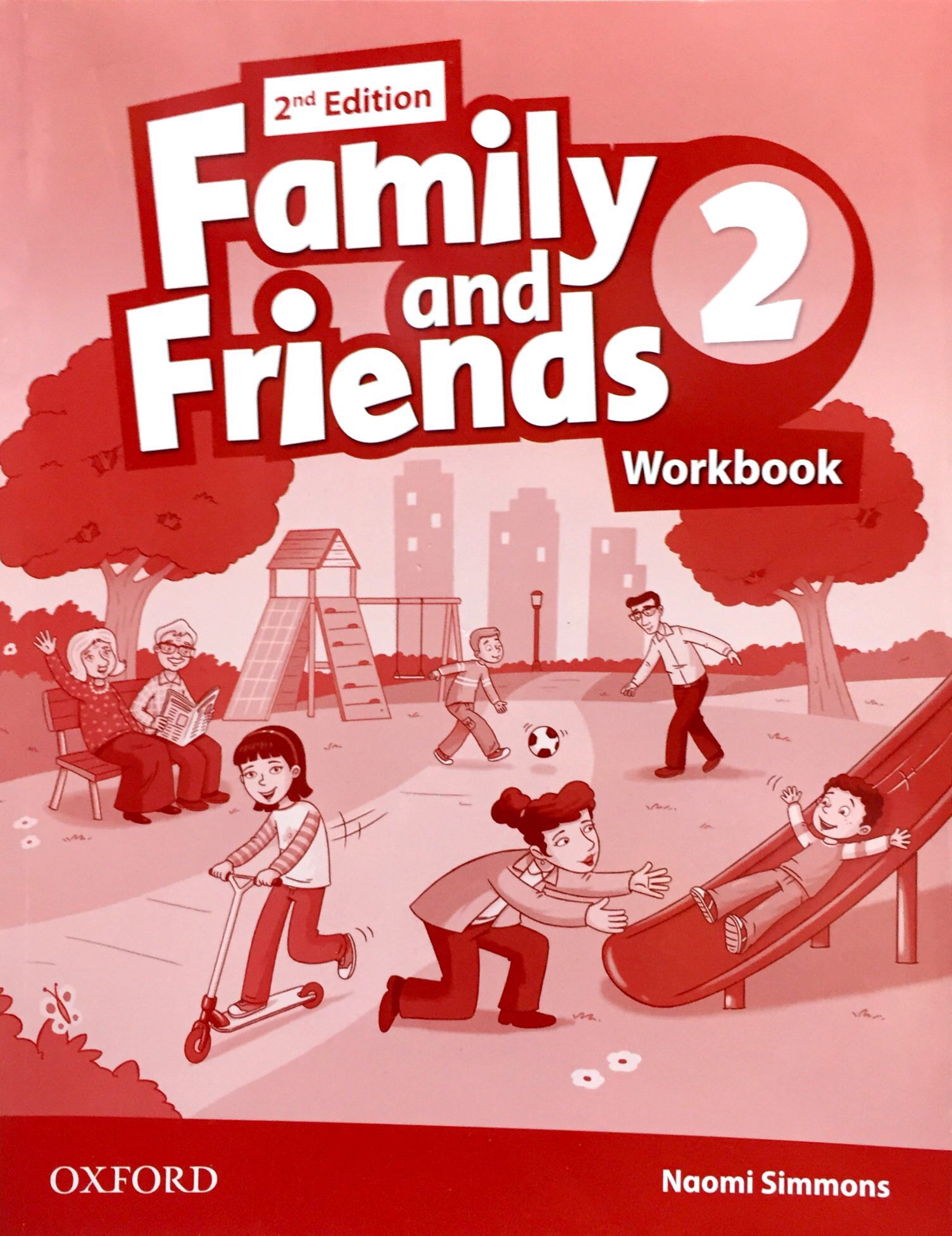 Family and Friends: Level 2: Workbook