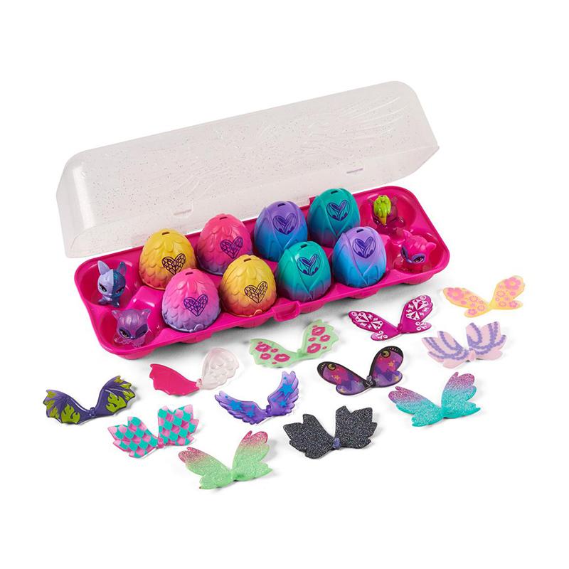 Đồ Chơi Hatchimals Khay 12 Trứng Mini S9 6059068