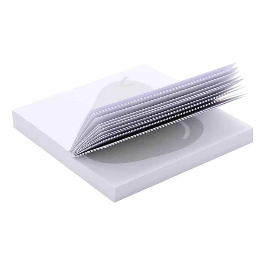 Giấy Note Vuông - Kèm Bút Bubu BLTP-0054 - Hình Trái Lê