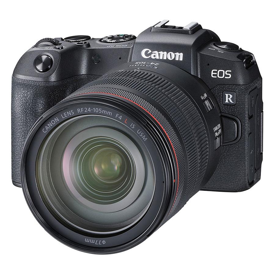Máy Ảnh Canon EOS RP + Lens 24-105mm (Hàng Chính Hãng)