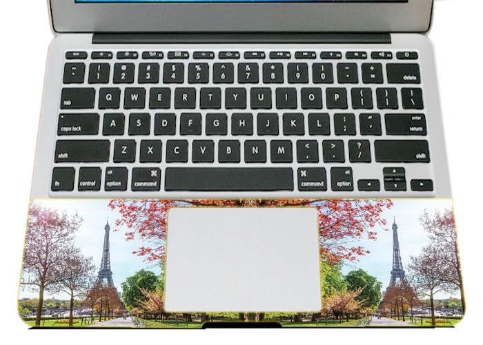 Mẫu Dán Skin Trang Trí Mặt Ngoài + Lót Tay Laptop Thiên Nhiên LTTN - 200