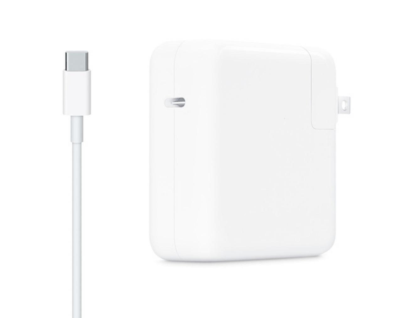 Adapter Nguồn Sạc 61W Cáp USB-C 2M Dành Cho MacBook, MacBook Pro, MacBook Air, Sạc Nhanh iPad, iPhone
