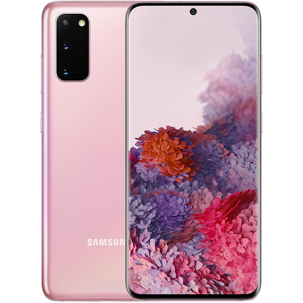 Hình ảnh Điện Thoại Samsung Galaxy S20 - Hàng Chính Hãng - Đã Kích Hoạt
