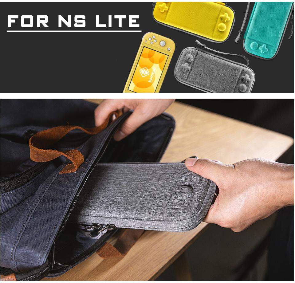 Túi Đựng Chống Sốc Dành Cho Máy Game Nintendo Switch Lite