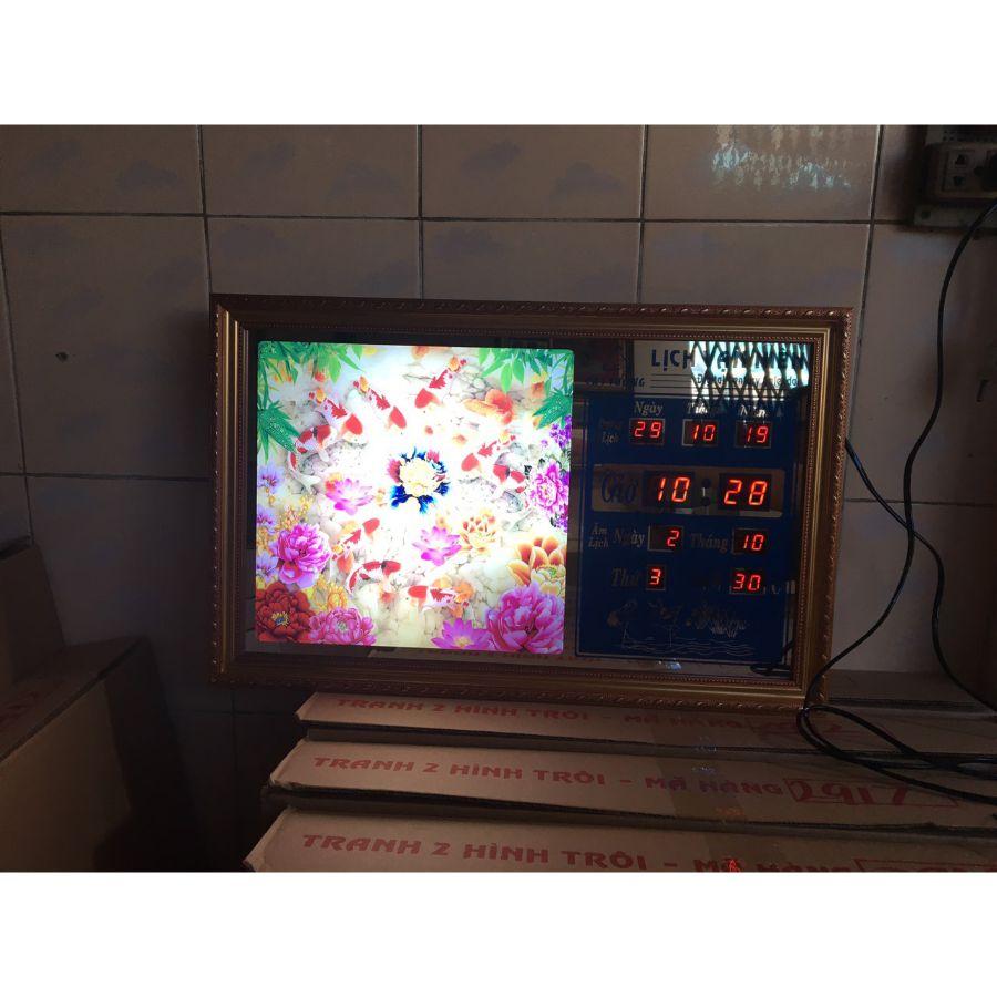 Đồng hồ lịch vạn niên Cát Tường 55007