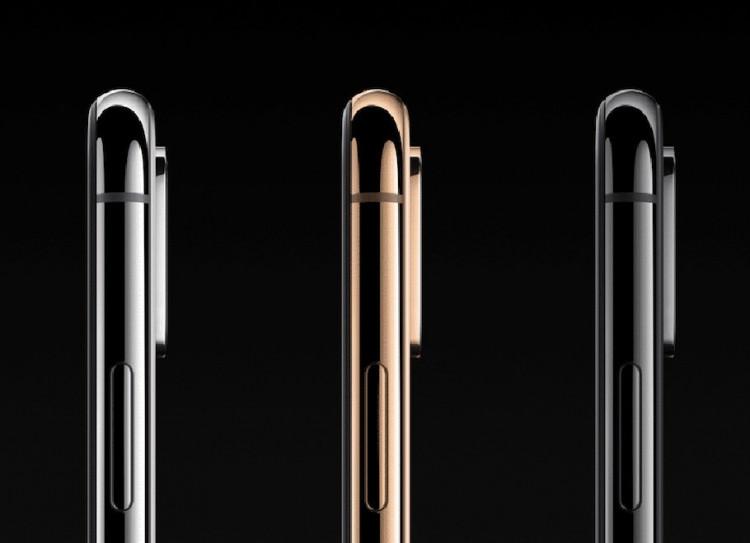 iPhone Xs/Xs max có 3 màu