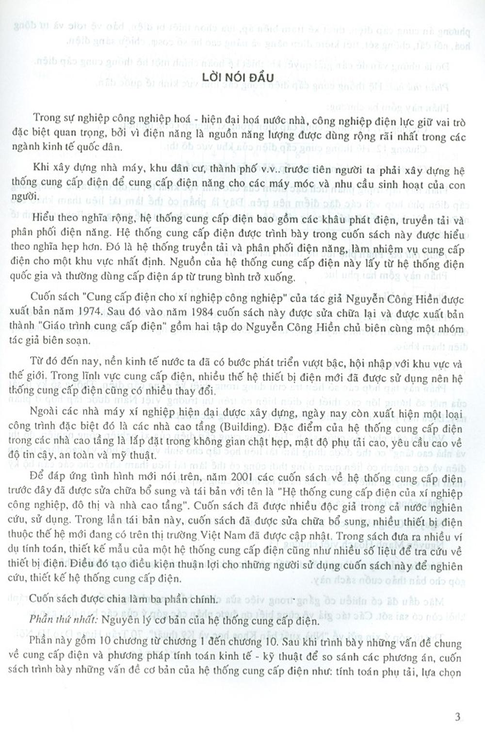 Hệ Thống Cung Cấp Điện Của Xí Nghiệp Công Nghiệp Đô Thị Và Nhà Cao Tầng